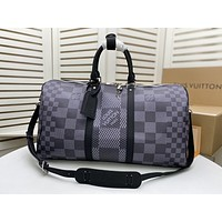 LV Louis Vuitton M41418 Shoulder Bag Lightwight Backpack Womens Mens Bag Travel Bags Suitcase Getaway Travel Luggage 50CM