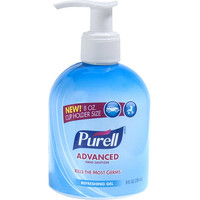 Walmart: Purell Advanced Refreshing Gel Hand Sanitizer, 8 fl oz