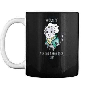 The Hamilton Cat  Tee  Comfy T Mug