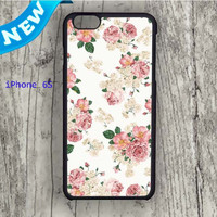 Dream colorful Vintage Roses iPhone 6S Case