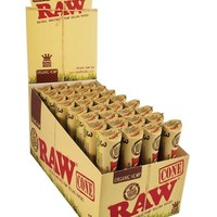 RAW King Organic Cones