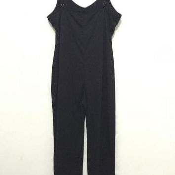 Sexy Skinny Strap Jumpsuit Women Bodysuit Romper Jumpsuits Overalls Playsuit Macacao Feminino Mono Mujer Combinaison Femme