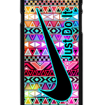aztec nike just do it iPhone 6+ Case