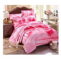 Cotton Active floral printing Quilt Duvet Sheet Cover Sets 2.0M/2.2M Size 11