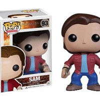 Supernatural Sam Funko POP! Vinyl