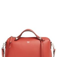 Fendi 'Small By the Way' Convertible Leather Shoulder Bag