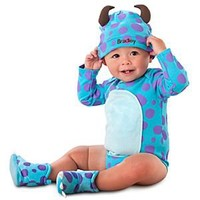 Sulley Disney Cuddly Bodysuit Collection for Baby | Disney Store
