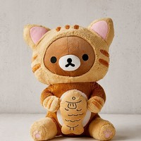 Rilakkuma Stuffed Tiger + Fish | Urban Outfitters
