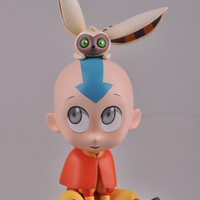 Chibi Aang with Momo Non Scale PVC Kit Legend of Korra (Pre-Order)