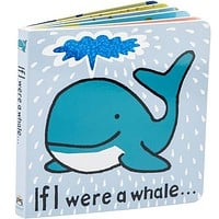 If I were a Whale Book by Jellycat