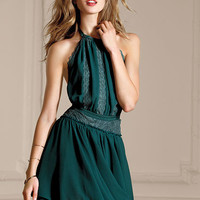 Fit-and-Flare Dress - Victoria's Secret