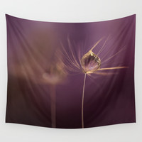 Your Dreams in a Drop ! Wall Tapestry by lilavert