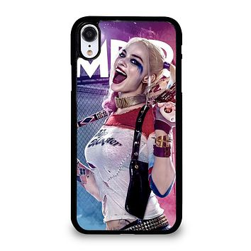 SUICIDE SQUAD HARLEY QUINN iPhone XR Case