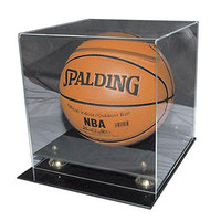 Coach's Choice Basketball Display Case (No Logo)