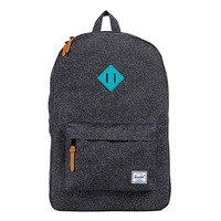 Herschel Supply Co Heritage Backpack - Speckle/teal Rubber at Urban Industry