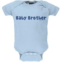 Baby Brother Baby One Piece