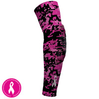 Sleefs BCA Pink Ribbon Digital Camo Granada / Padded Arm Sleeve