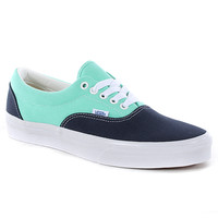 Vans Era Shoes - (golden Coast) Dress Blue at Urban Industry