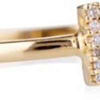 14k Gold & Diamond Ring, Stone & Novelty Rings
