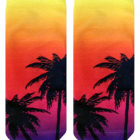 Sunset Ankle Socks