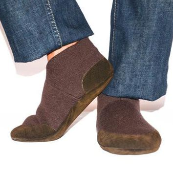 Unisex Cashmere Slippers, Cashmere Shoes