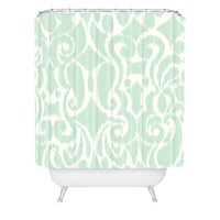 Khristian A Howell Eloise Shower Curtain