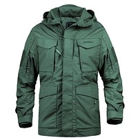 Military Camouflage Tactical Men's Jacket