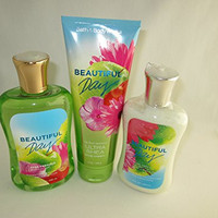 Bath & Body Works Beautiful Day Bagged Gift Set
