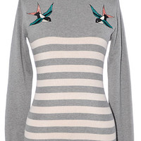 Love Birds Pullover Sweater