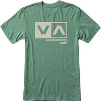 Cut Out Box T-Shirt | RVCA