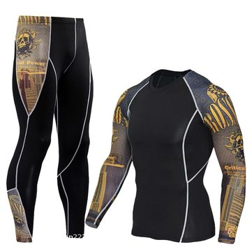 Compressed Fitness Suit