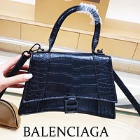 BALENCIAGA New Women Shopping Bag Leather Handbag Tote  Crossbody Satchel Shoulder Bag