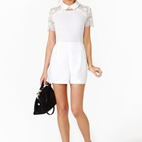 At First Sight Romper
