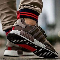 Adidas NMD R1 Boost Casual Sports Shoes-1