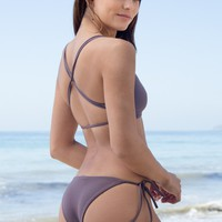 L*Space Swim - Lily Classic Bottom | Pebble
