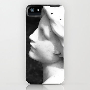 Black and White Art Print Phone Cover, iPhone 6, 5, 4 and 3 Cases, Samsung Galaxy Cases, Christmas Gift.