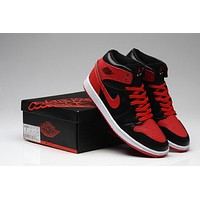 Air Jordan 1 Retro OG Red/Black
