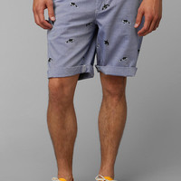 Urban Outfitters - Hawkings McGill Whale Oxford Short