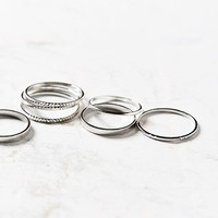 Simple Ring Pack | Urban Outfitters