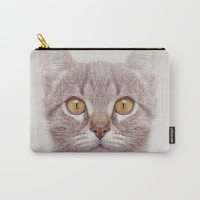 Cat #3 Carry-All Pouch by Arts123