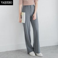 Loose fit Wide Leg Slacks