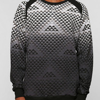 BLVCK SCVLE Destro Pullover Sweatshirt  - Urban Outfitters