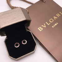 Bvlgari Earrings #107