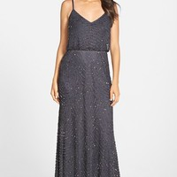 Women's Adrianna Papell Embellished Blouson Gown