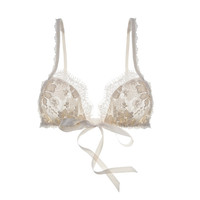 Gilded Lace Bralette