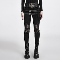 Keep On Rolling Steampunk Trousers