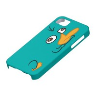 Perry the Platypus iPhone 5 Cover from Zazzle.com