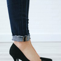Soft At Heart Pumps - Black