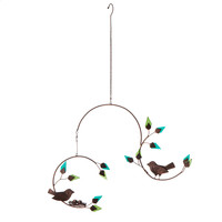 FOREST BIRDS MOBILE