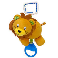 Baby Einstein Traveling Melodies Friends - Lion